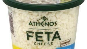 Гръцка фета с мляко от България и Македония