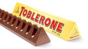 """""""Разреждат"""" върховете на шоколади Toblerone във Великобритания"""