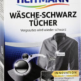 Heitmann Кърпички за интензивно черно пране, 8 бр